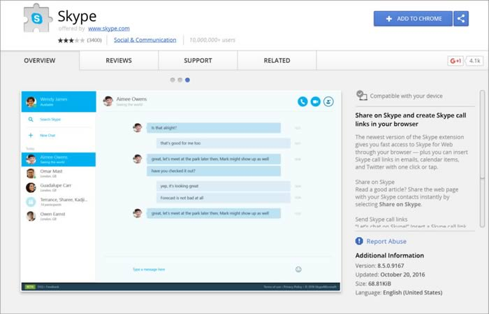 Skype-for-Chrome