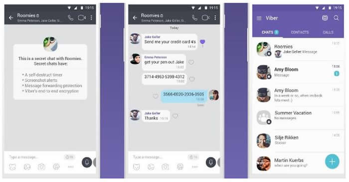 Viber Messaging App to Gain Self-Destructing Conversations Feature