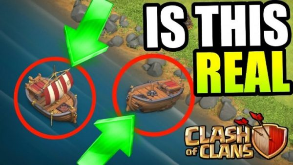 clash of clans shipyard
