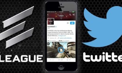 Twitter Live Broadcast of eSports