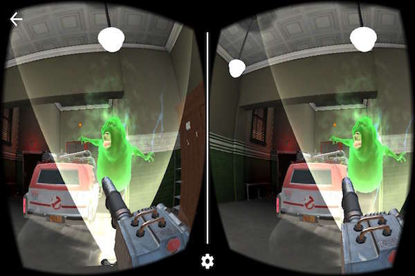 'Ghostbusters VR Now Hiring' is the new game of Ghostbusters