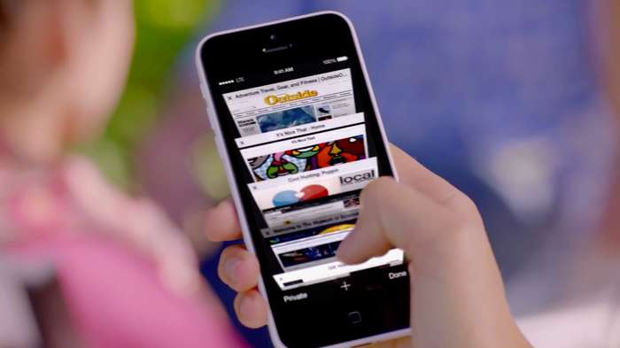 This problem discovered in iPhone is capable of blocking Safari