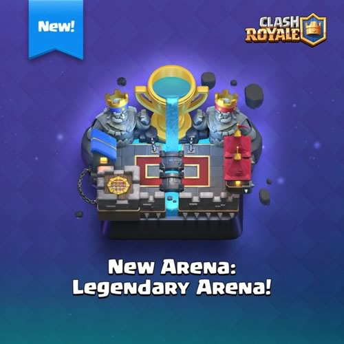 new legendary arena