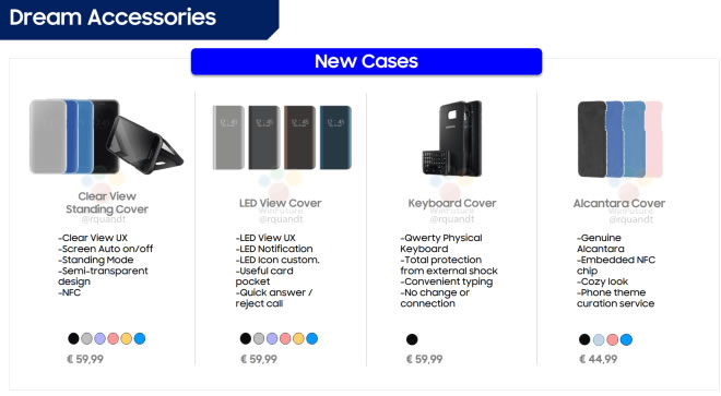 Samsung accessories price