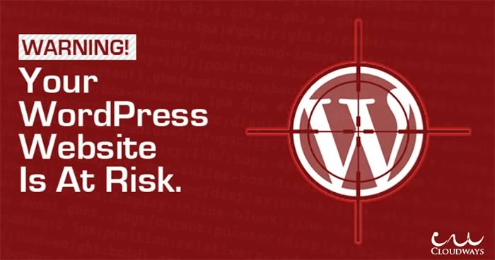 Wordpress security update
