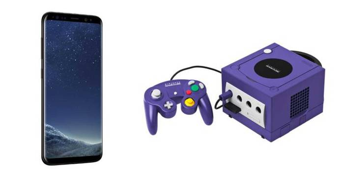 Gamecube-emulator-Galaxy S8