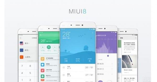 MIUI 8 Moto G4