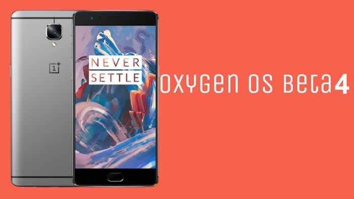 OxygenOS Open Beta 4