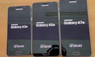 Samsung Galaxy A3 A5 A7