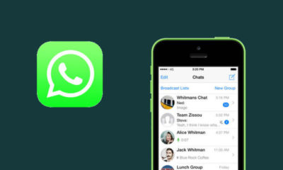WhatsAppMessenger ios