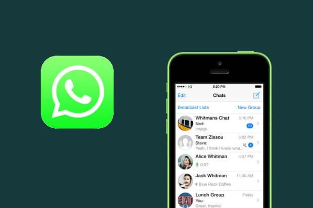 WhatsAppMessenger ios