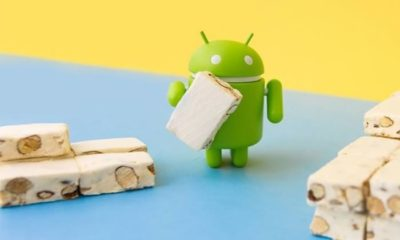 Android 7.2.1 Nougat update