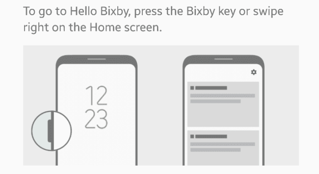 bixby button