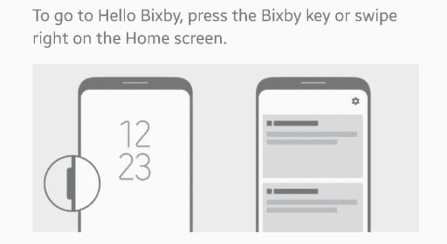 bixby button
