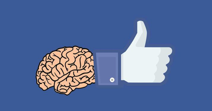 cerebro facebook like