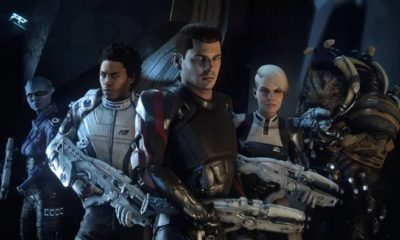 Mass Effect: Andromeda x5 Ghost Rifles