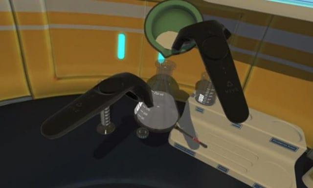 Chemistry Virtual Reality