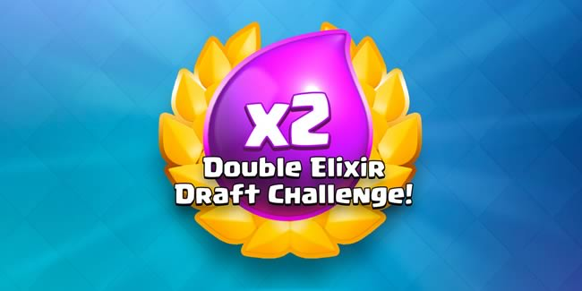 Clash Royale double draft challenge