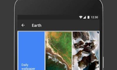 Google wallpepers app