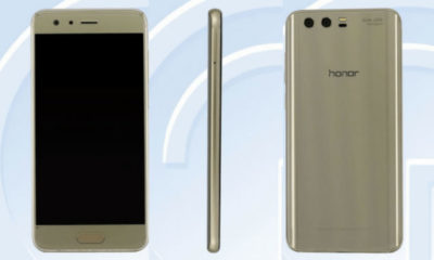 Honor 9 TENAA