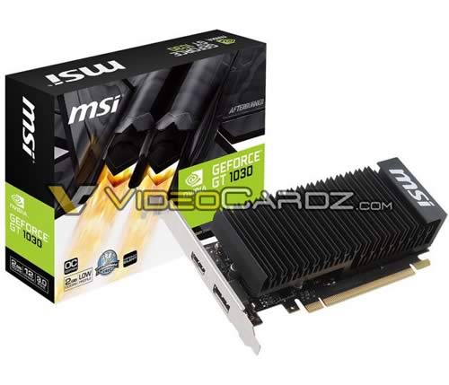 MSI Geforce GT 1030 02