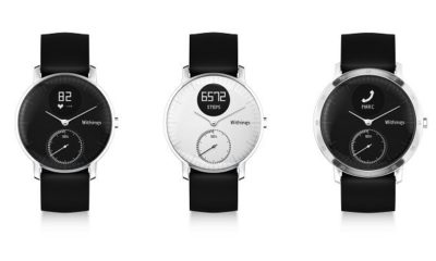 NOKIA WITHINGS STEEL HR