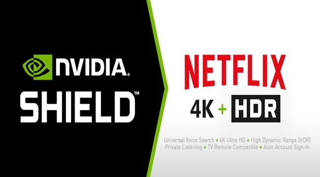 NVIDIA support Netflix in 4K resolution