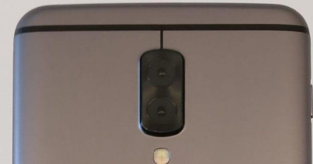 OnePlus 5 double camera