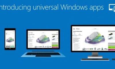 Universal Windows App