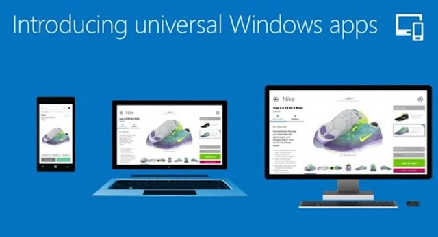 Universal Windows App
