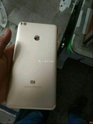 Xiaomi Mi Max 2 filter