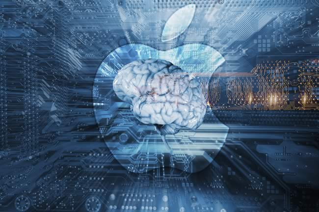 artificial intelligence apple chip for iPhone