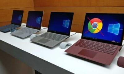 google chrome windows 10 S