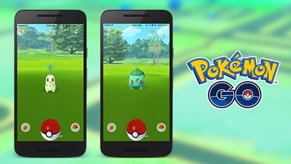Pokemon Go Grass Event