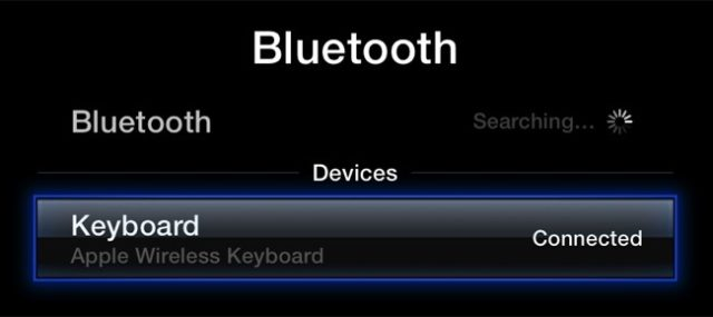 use Bluetooth Keyboard 2