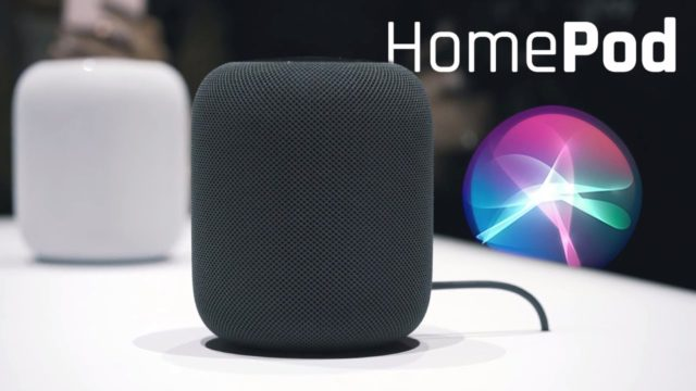 Apple's HomePod speaker to miss holiday season