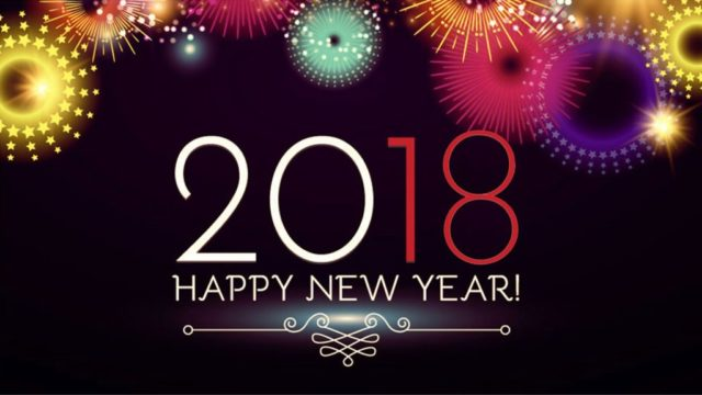 Happy New Year 2018: Images, Wishes, Messages For Family And Friends 1