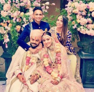 It's official guys! Virat and Anushka are married. Check out the wedding pictures! 5