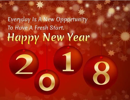 Happy New Year 2018: Images, Wishes, Messages For Family And Friends 4