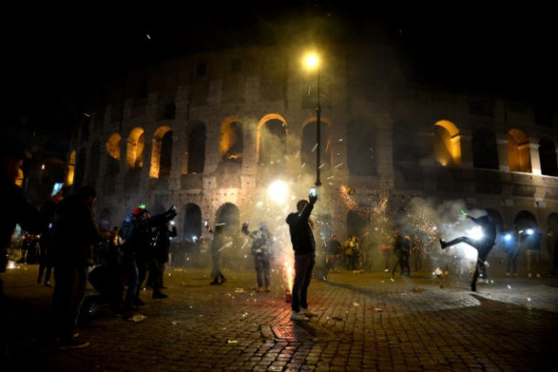 Ten ways to celebrate New Year's Eve 2018 in Italy! 9