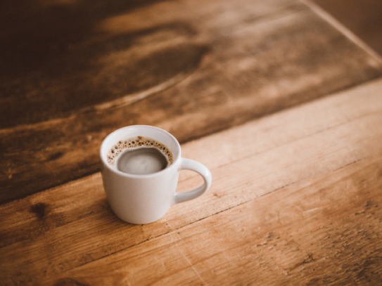 coffee is connected to better health