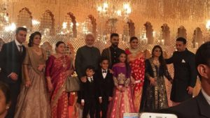 Check out pictures from Anushka Sharma - Virat Kohli reception! 2