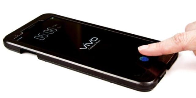 In-Screen Fingerprint Scanner