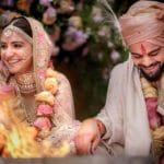 Virat Kohli and Anushka Sharma Marriage Picture