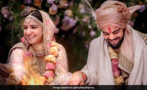 It's official guys! Virat and Anushka are married. Check out the wedding pictures! 1