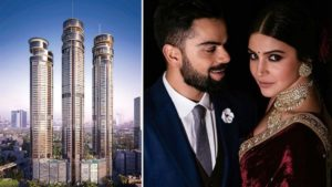 CHECK OUT THE PICTURES OF VIRAT AND ANUSHKA'S NEW HOME AFTER MARRIAGE! 1
