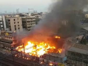 Kamala Mills Compound Mumbai Fire Tragedy Live updates 2