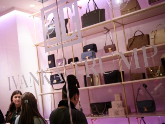 Ivanka Trump's fashion collection