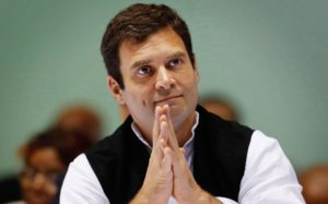Rahul Gandhi: In Gujarat, Congress busted BJP's talk of development. 1