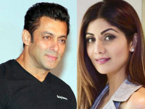 Salman Khan and Shilpa Shetty's have landed up in legal trouble. 1